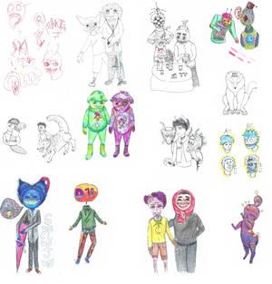 Dibujos Que No Termine Solo Ideas 3