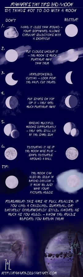 Tiny tips: Bad Moon