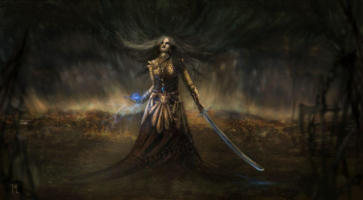 War Witch by *Ranarh