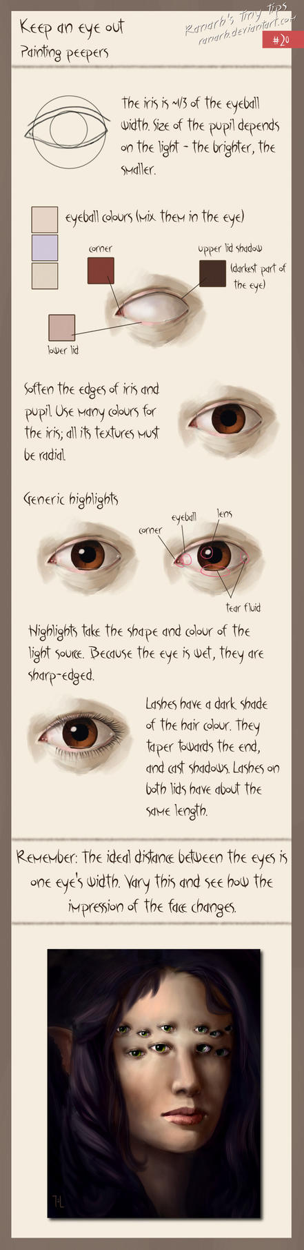 Tiny tips: Keep an eye out by Ranarh