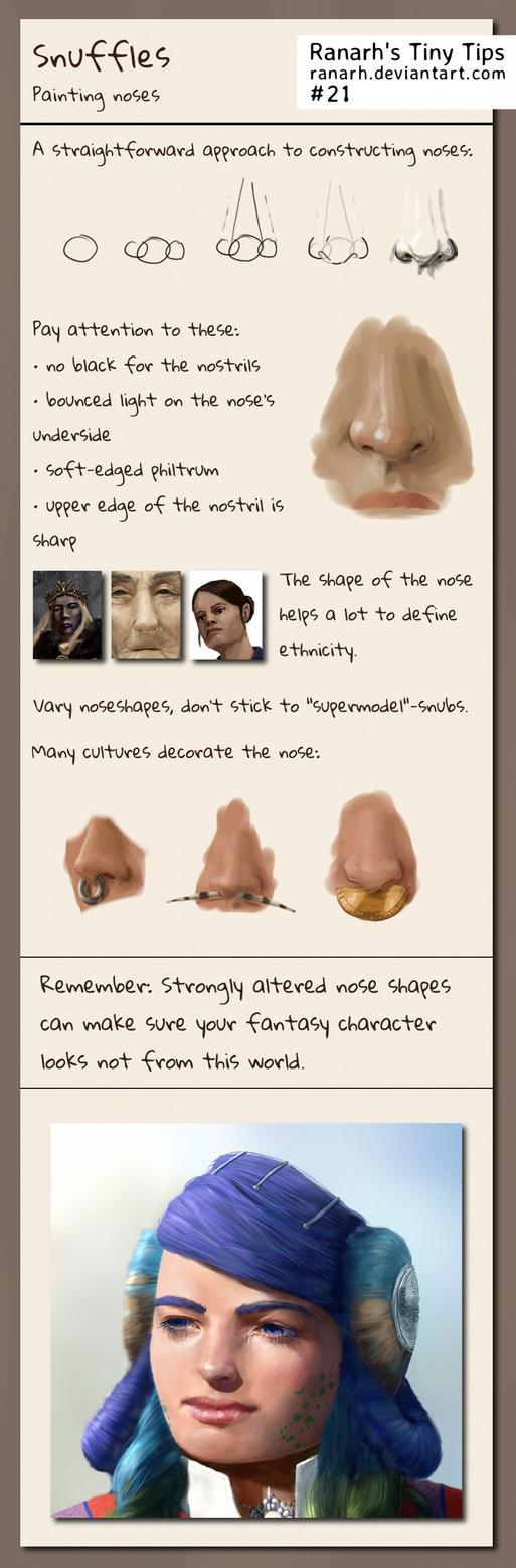 Tiny tips: Snuffles by Ranarh