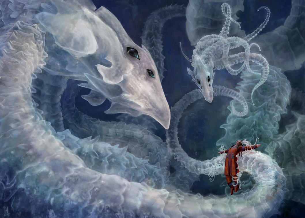Radseri Spiritfriend by Ranarh