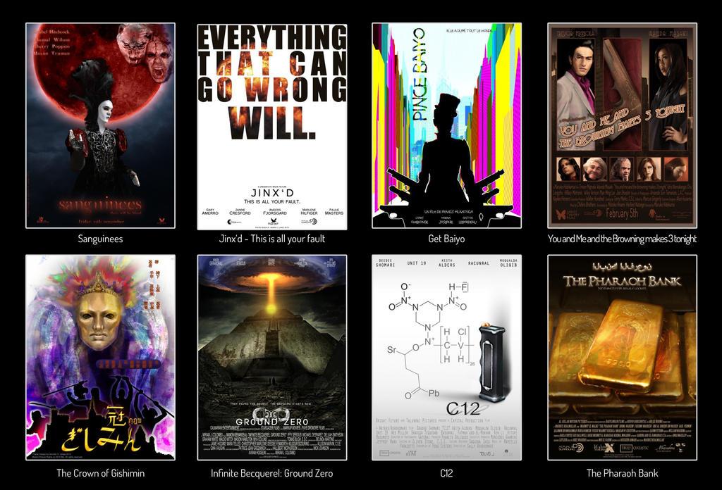 Cinema Feature Playlist by Ranarh