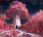 Genius Loci: Watching tree