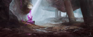 Rhoenoak: Cave exploration