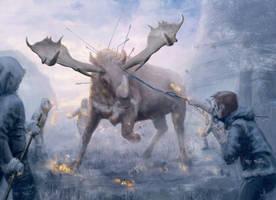 Rhoenoak: Praecur hunt by Ranarh