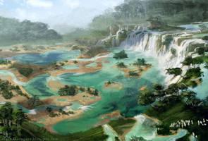 Genius Loci: Waters of Lurekin by Ranarh