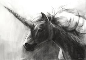The Unicorn by Ranarh