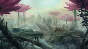 Noshomarin Ruins