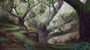 Genius Loci: Frullahan forest
