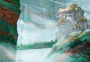 Belinn-below-the-Cliffs by Ranarh