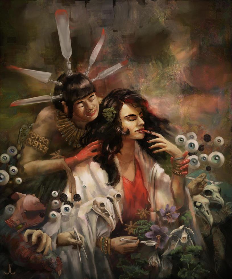 A Dark Feast - Cover by Ranarh