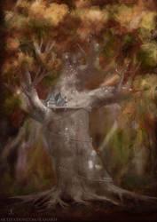 The Home Tree by Ranarh