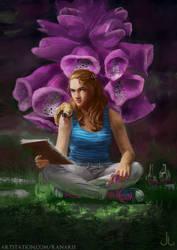 Foxglove Cover by Ranarh