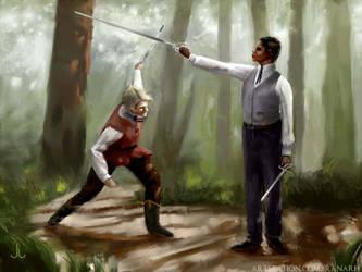 A Duel by Ranarh
