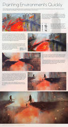 Painting Environments Quickly by Ranarh