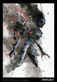 Ash - Inktober 13