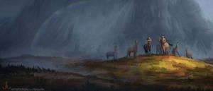 Centaurs - RuneQuest