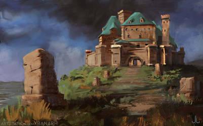 Hill Manor by Ranarh