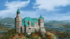 Sunny Day Castle
