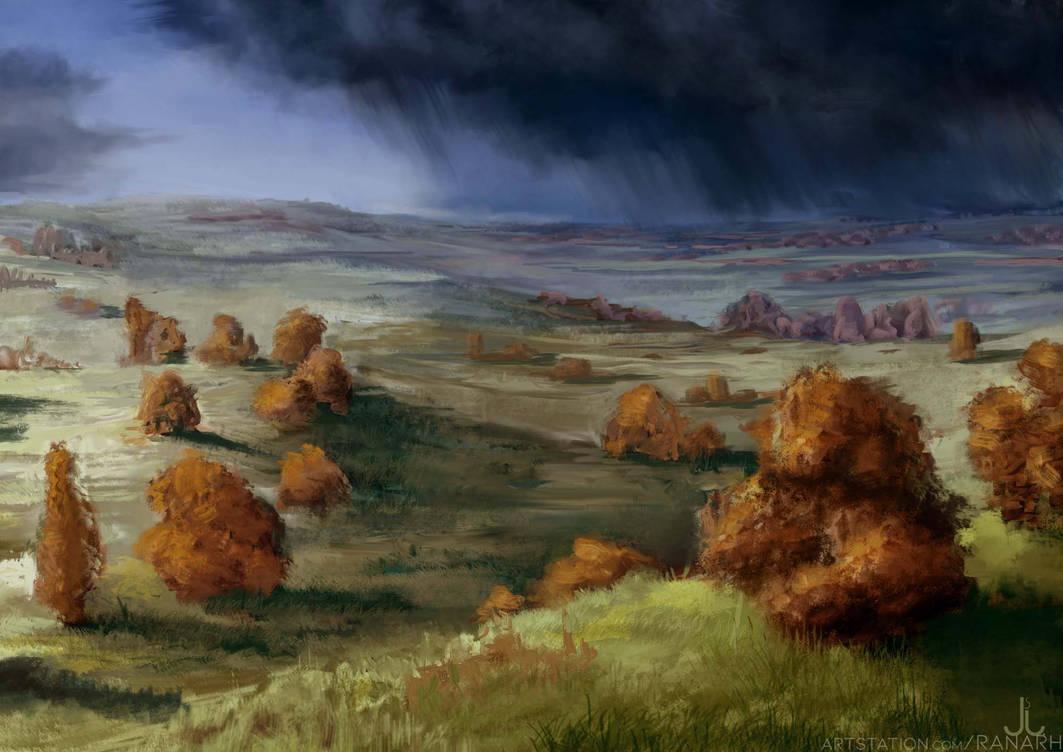 Autumn Plains