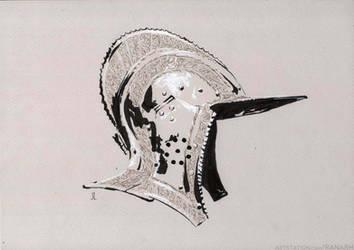 Helmet 2 by Ranarh