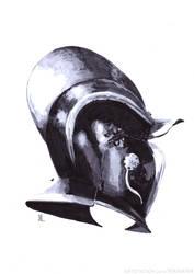 Helmet 3 by Ranarh