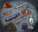Magical Items by Ranarh