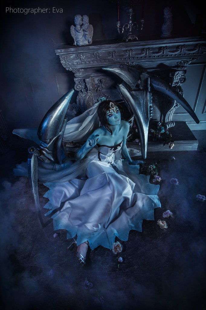 Morgana Ghost Bride by SweetPoisoncosplay on DeviantArt