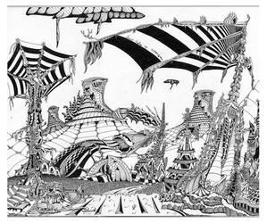 Garden 1 by jeremiahkauffman