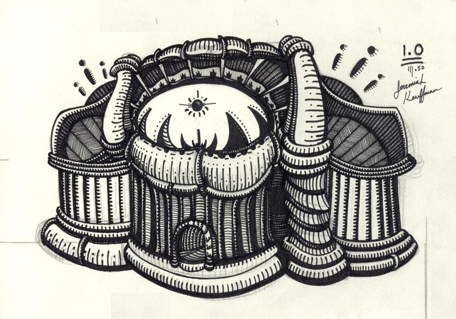 Porto 1.1.temple by jeremiahkauffman