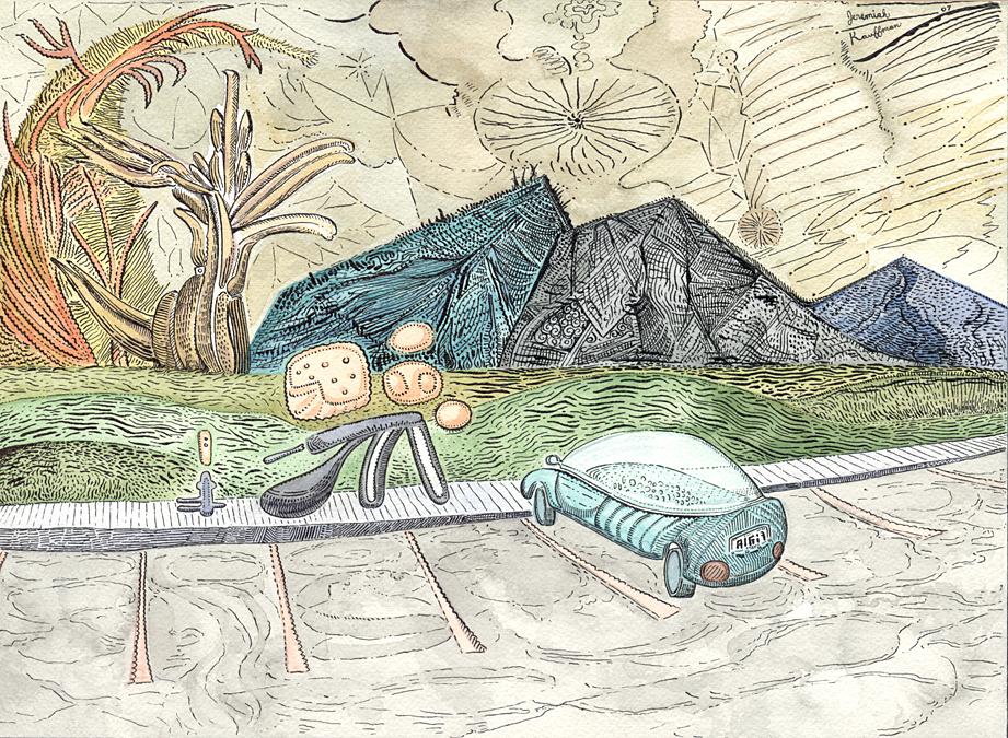 Mountain-creatures-2 by jeremiahkauffman
