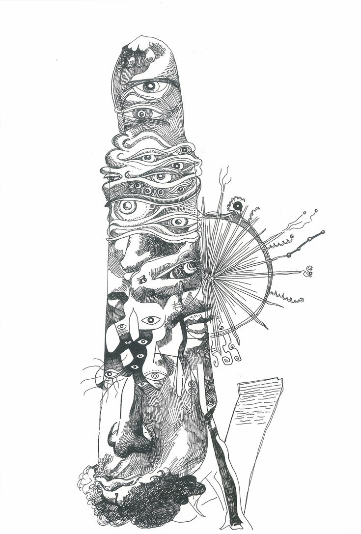 Totem by jeremiahkauffman