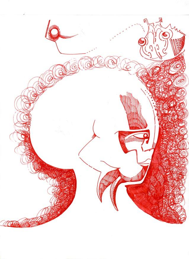 Profile Head-1 by jeremiahkauffman