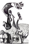 Hello Shake Head-lg by jeremiahkauffman