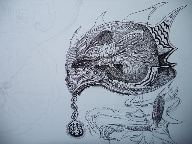 Ancient Bird by jeremiahkauffman