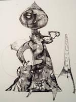 The Jester by jeremiahkauffman