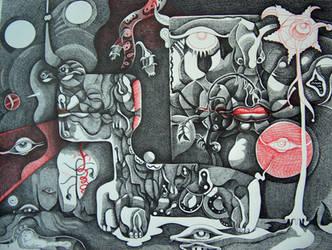 The Stroll by jeremiahkauffman