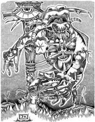 A-god-called-god by jeremiahkauffman