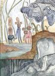 Mountain-creatures-1 by jeremiahkauffman