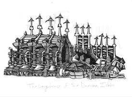 Idaho Longhouse 1 by jeremiahkauffman