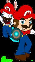 Mario+Rabbids Kingdom Battle! by nintenloid