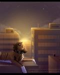 [AT] I will still be here, stargazing...