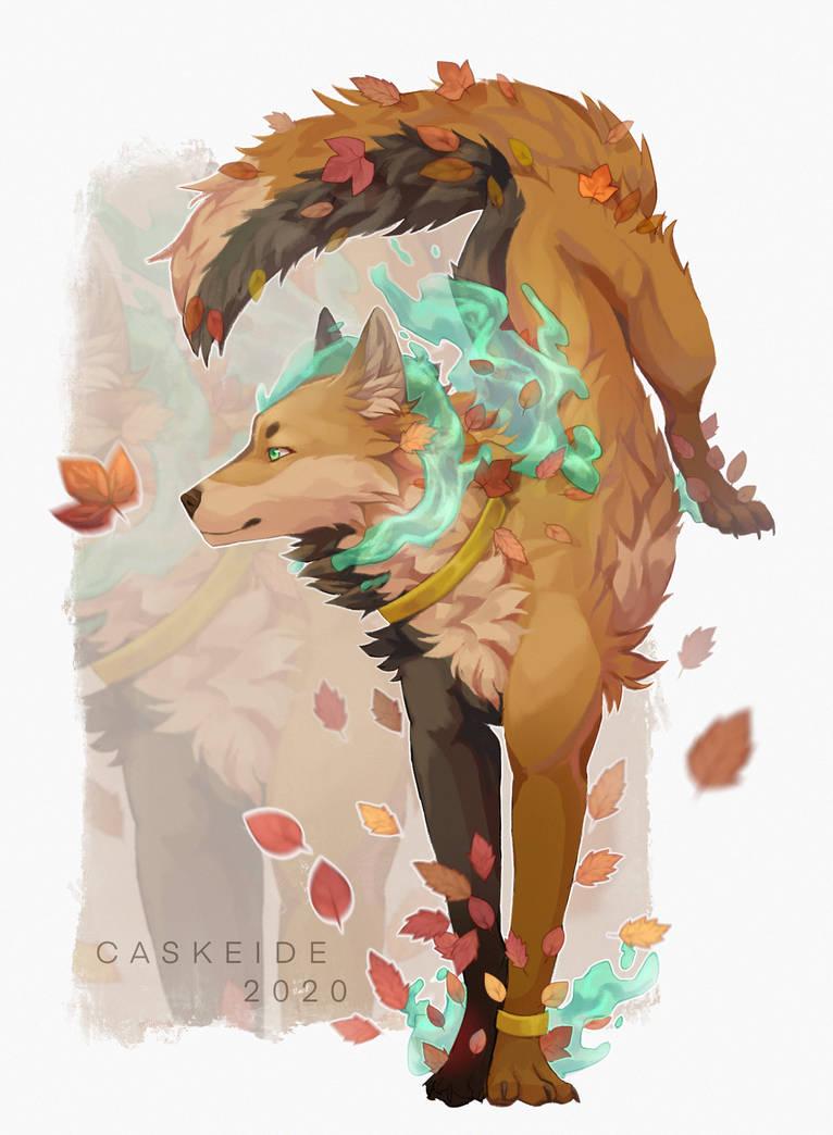 [Art Fight] Autumn Rains