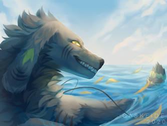 [Art Fight] Sharky