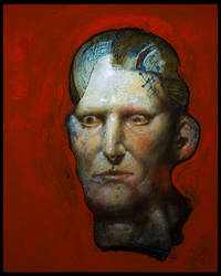 Portrait (june 2021) by M-B-Mordala