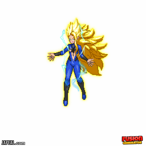 Vegewa Super Saiyan 3 by ohmmy75 on DeviantArt
