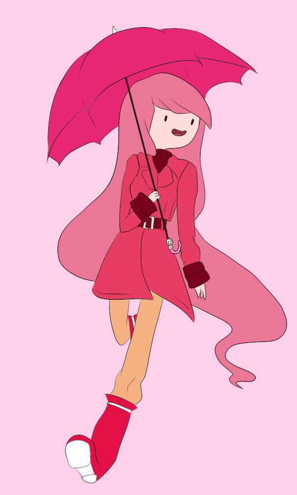 Princess Bubblegum by Hannah-Alexander on DeviantArt