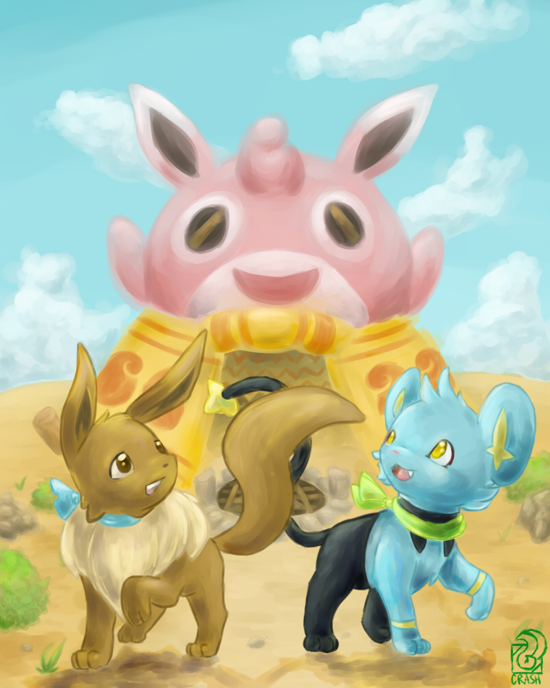 Welcome to Wigglytuff's Guild by Crashed-on-the-moon