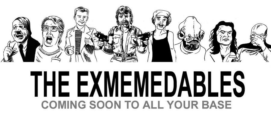The Exmemedables
